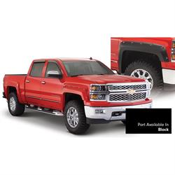 Bushwacker 40959-34 Pocket Painted Fender Flares Silverado 1500