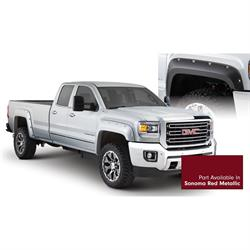 Bushwacker 40967-74 Pocket Painted Fender Flares F/R Sierra