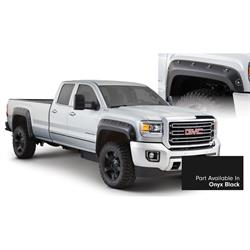 Bushwacker 40968-34 Boss Pocket Painted Fender Flares Sierra