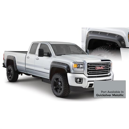Bushwacker 40968-54 Boss Pocket Painted Fender Flares Sierra