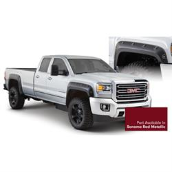 Bushwacker 40968-74 Boss Pocket Painted Fender Flares Sierra