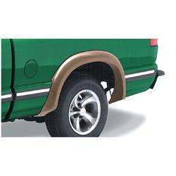 Bushwacker 41024-11 Extend-A-Fender Flares Rear Pair, 94-03 S10