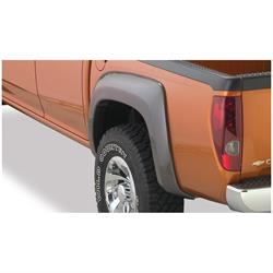Bushwacker 41028-02 Extend-A-Fender Flares Rear Colorado/Canyon
