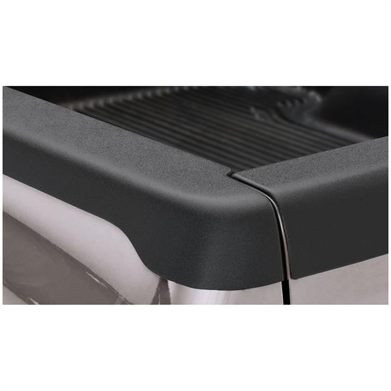 Bushwacker 48507 Ultimate SmoothBack Bed Rail Cap Chevy/GMC