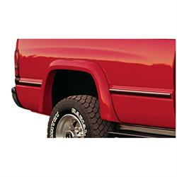 Bushwacker 50010-11 Extend-A-Fender Flares Rear Ram 1500-3500