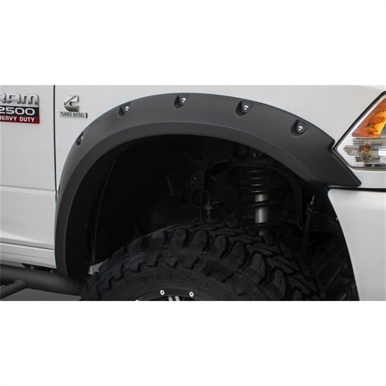 Bushwacker 50921-02 Max Coverage Pocket Fender Flares 2500/3500