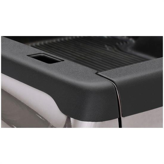 Bushwacker 58512 Ultimate SmoothBack Bed Rail Cap Ram 1500-3500