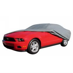 Rampage 1303 EasyFit Car Cover 4 Layer w/ Lock Cable Storage Bag