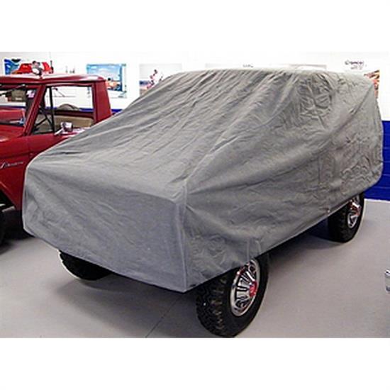 sc 1 st  Speedway Motors & Rampage 1703 Custom Car Cover Lock Cable Storage Bag Bronco
