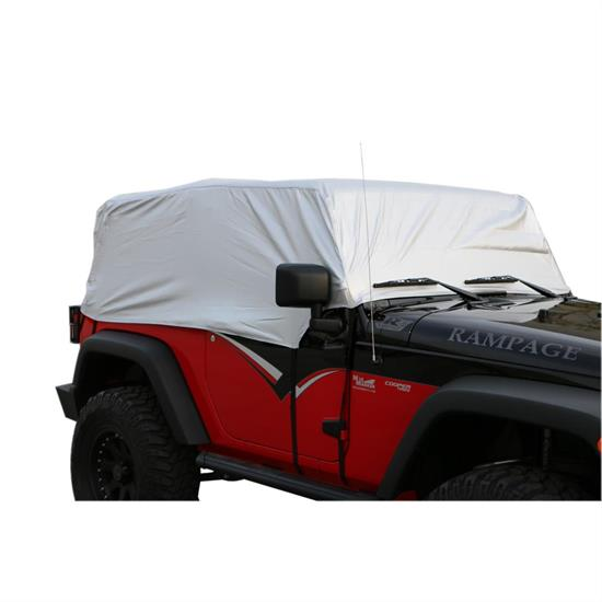 Rampage 2263 Cab Cover Multiguard Waterproof 07-17 Wrangler
