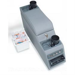 Rampage 31511 Locking Center Console CJ5/CJ7/Wrangler