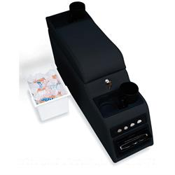 Rampage 31515 Locking Center Console CJ5/CJ7/Wrangler