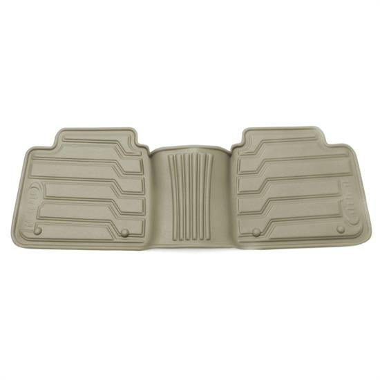 Rampage 5230650 Catch-It Floormat Tan Rear, 2007-14 Jeep Wrangler