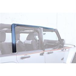 Rampage 61098 Rampage Door Surround Kit Pair, 07-17 Jeep Wrangler