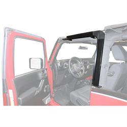 Rampage 61099 Rampage Door Surround Kit Pair, 07-17 Jeep Wrangler