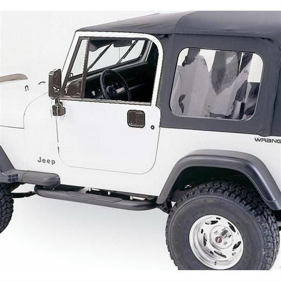 Rampage 68035 Complete Soft Top Tinted Windows CJ5/CJ7/Wrangler