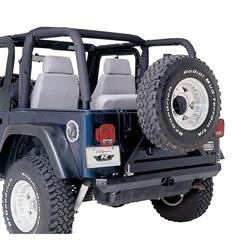 Rampage 768701 Roll Bar Pad/Cover-1/2in Foam, CJ5/CJ7/Wrangler