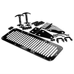 Rampage 7699 Complete Hood Kit w/ accessories 87-95 Wrangler