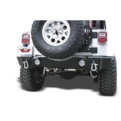 Rampage 86605 Rr Recovery Bumper Lights Sold Seperately Wrangler