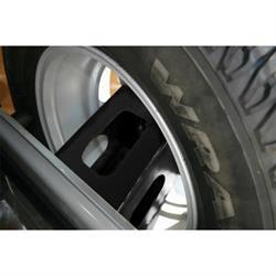 Rampage 86616 Tailgate Tire/Brake Light Extender Rr Tj/Wrangler
