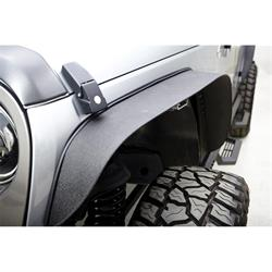 Rampage 867981 Trail Flares 2pc Powder Coated Wrangler