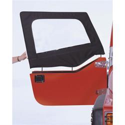 Rampage 89815 Door Skin Window Frame Fully Assembled Tj/Wrangler