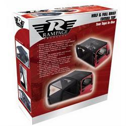 Rampage 94217 Combo Brief/Topper Spice, Tj/Wrangler