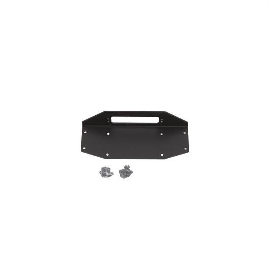 Rampage 9950915 TrailRam Winch Plate-15lb Winch Or Less Wrangler