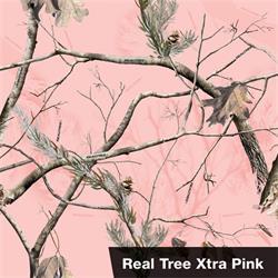 Stampede 3125-20 Vigilante Hood Protector Realtree Xtra Pink Ford