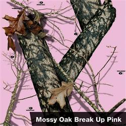 Stampede 318-52 Vigilante Hood Protector New Break Up Pink, Ford