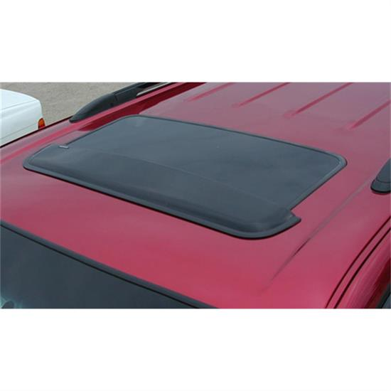 Stampede 53002-2 Universal Fit Wind Tamer Sunroof Deflector36.5in