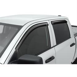 Stampede 60105-59 Tape-Onz Sidewind Deflector CoFiber Chevy/GMC
