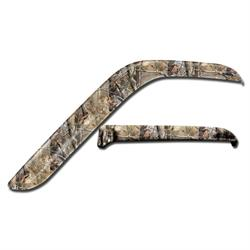 Stampede 6349-17 Tape-Onz Sidewind Deflector Realtree Tundra