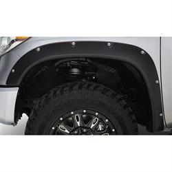 Stampede 8431-2 Ruff Riderz Fender Flare 4pc Smooth, Tundra