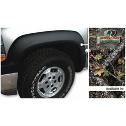 Stampede 8518-2R Trail Riderz Fender Flare Black Rear Smooth GMC