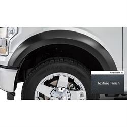 Stampede 8532-5 Trail Riderz Fender Flare 4pc Pair 15-17 F150