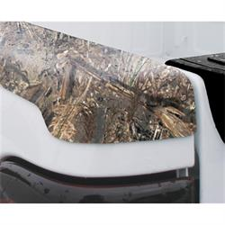 Stampede BRC0028-16 Rail Topz Smooth Bed Rail Cap Blind GMC