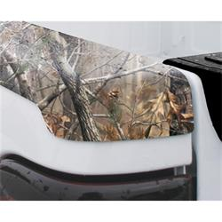Stampede BRC0028-17 Rail Topz Smooth Bed Rail Cap Realtree GMC