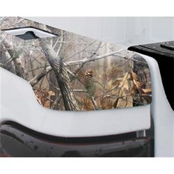 Stampede BRC0028H-17 Rail Topz Smooth Bed Rail Cap Realtree GMC