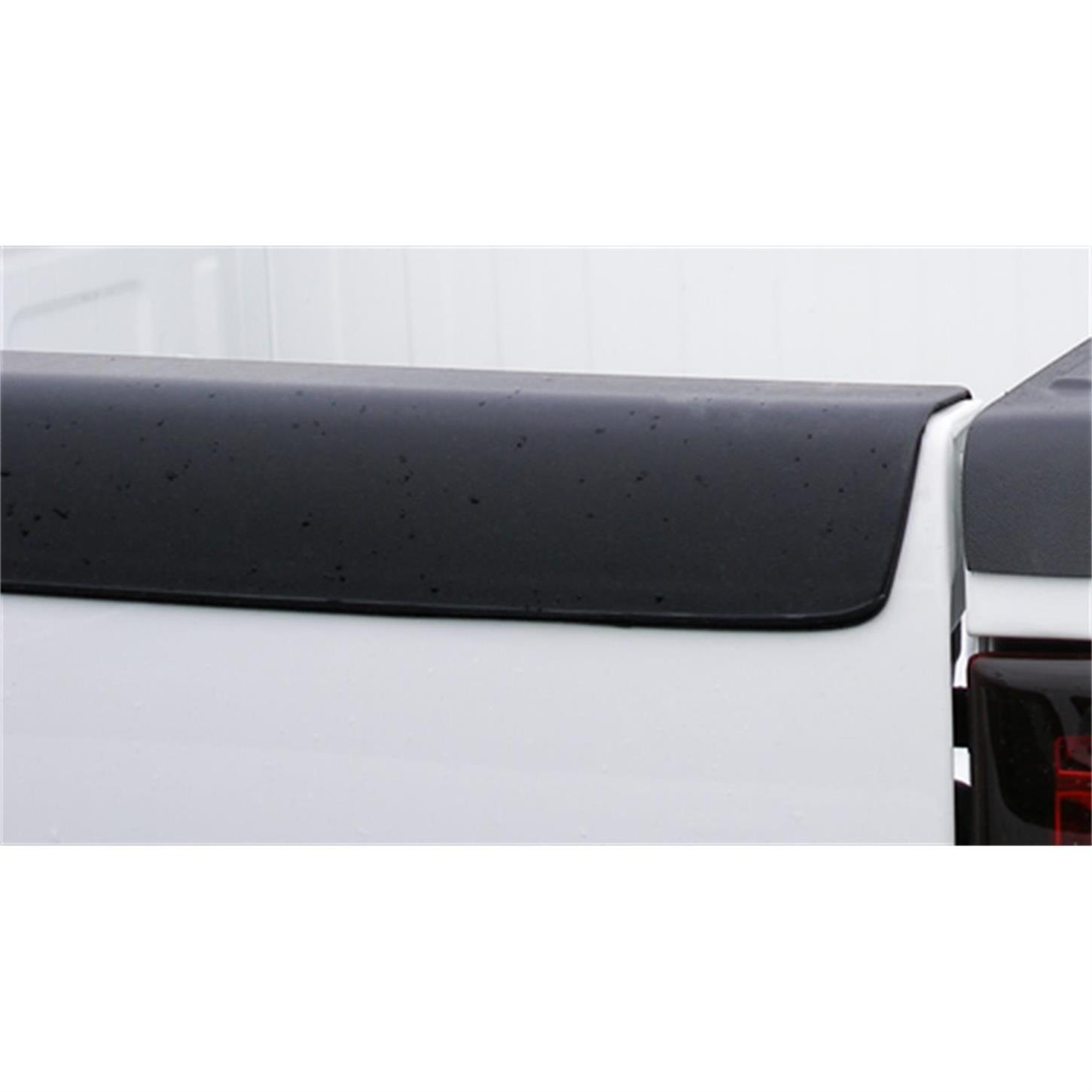 Stampede Black Tailgate Cap Smooth Finish for Dodge Ram 03-08 #BRC2005