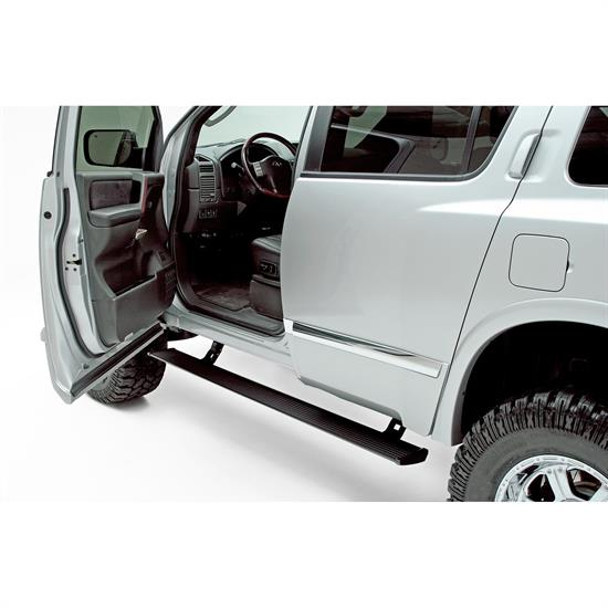 AMP 75110-01A PowerStep Running Boards, Nissan/Infiniti