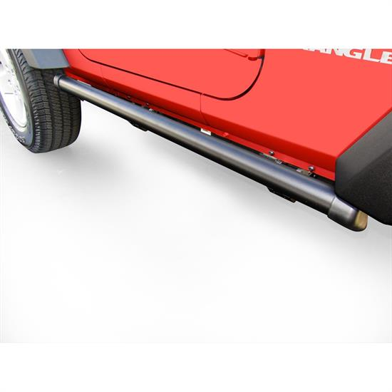 AMP 75121-01A PowerStep Running Boards, 2007-17 Jeep Wrangler