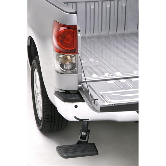 AMP 75305-01A BedStep Bumper Steps, 2007-12 Toyota Tundra