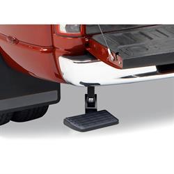 AMP 75306-01A BedStep Bumper Steps, 2009-17 Dodge Ram