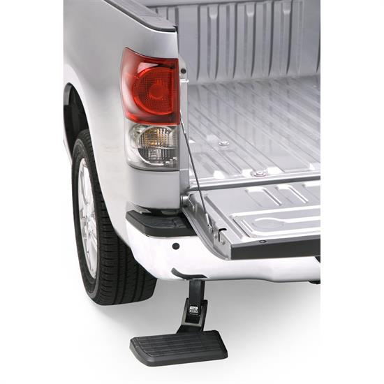 AMP 75309-01A BedStep Bumper Steps, 2014-15 Toyota Tundra