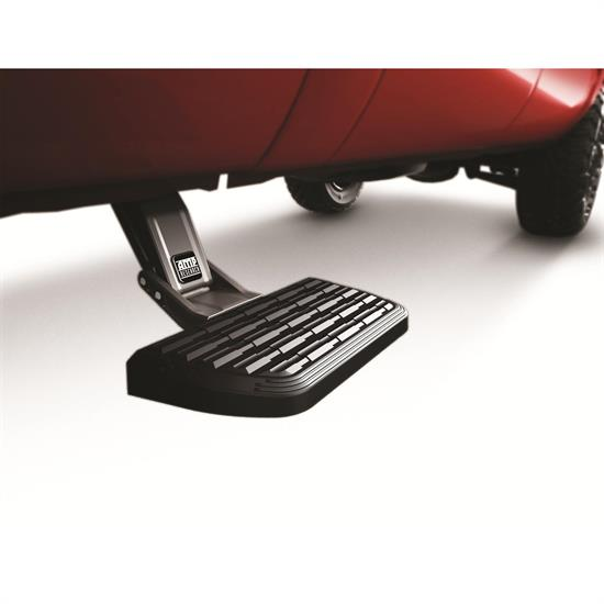 AMP 75409-01A BedStep2 Bumper Steps, 2007-17 Toyota Tundra