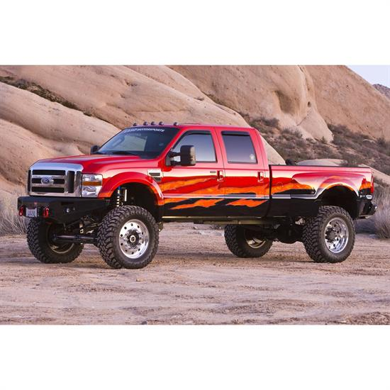 AMP 76134-01A PowerStep Running Boards, 2008-16 Ford F-250/350 SD