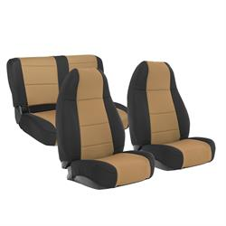 Smittybilt 471025 Neoprene Seat Cover