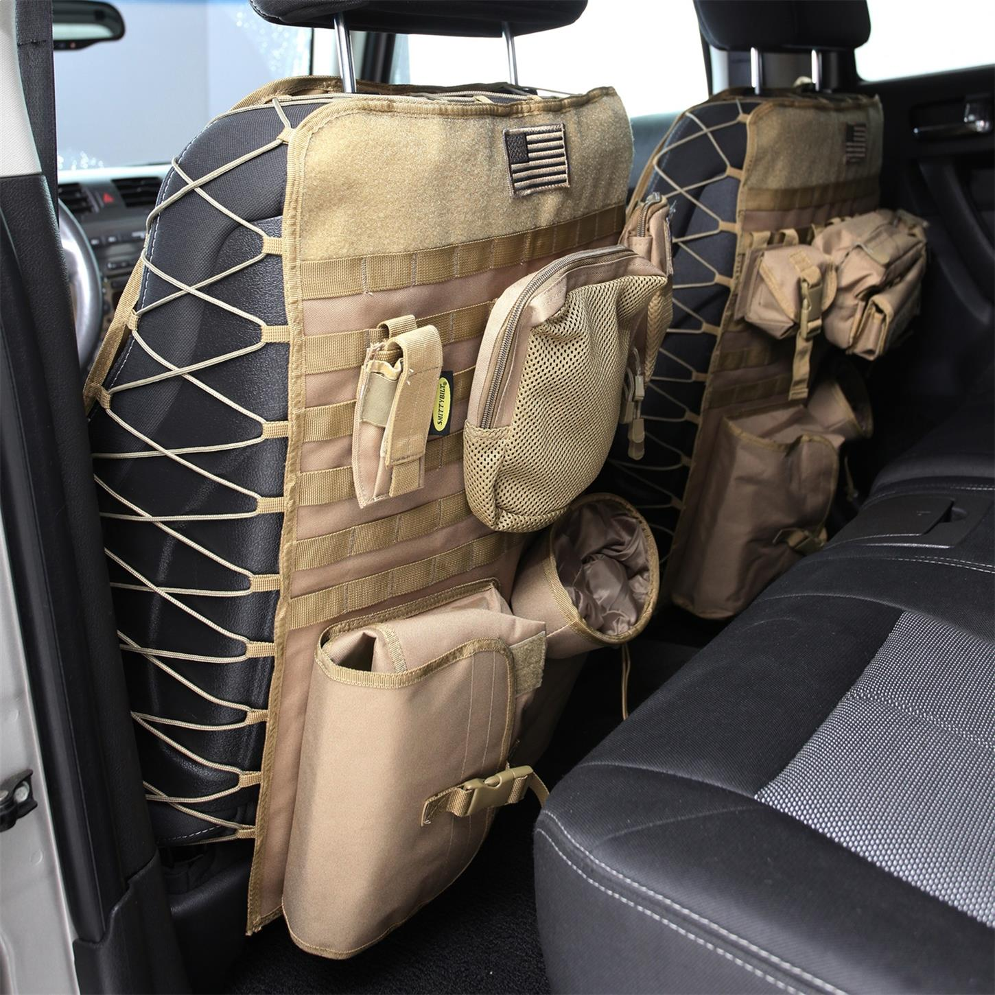 Seat Covers For Trucks >> Smittybilt 5661324 Gear Truck Seat Cover
