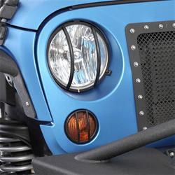 Smittybilt 5680 Euro Headlight Guard